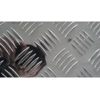 Wholesale Custom Diamond Aluminum Tread Sheet  3003 H224 Aluminum Checkered Plate from china suppliers