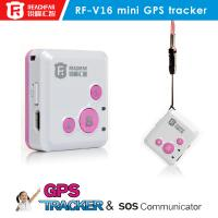 2014 new phone number gps tracker call function worlds smallest GPS tracking device of item