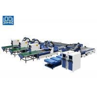Wholesale Fully Automatic Cabinet Production Line X Y Z Axis 1300X2400 Roller Type from china suppliers