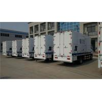 Wholesale Large Capacity Tank Truck Mounted Generator Sets 460 KW 50HZ / 60HZ from china suppliers