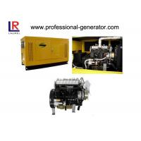 Quality Water Cooling 10kw / 12kva Soundproof Diesel Generator with AC Three Phase Brushless for sale