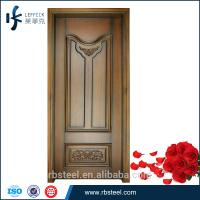 Top Selling High End Customed Solid Wooden Doors For Room
