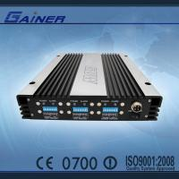 Quality GSM/3G 4G 20dBm Triple band Signal Repeater Booster for sale