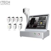 Wholesale Skin Tightening Non Surgical Facelift Machine , Hifu Slimming Machine from china suppliers