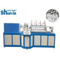 Buy cheap High Speed Multi Cutters Paper Drinking Straw Making Machine 40 meters per min PLC Control from wholesalers