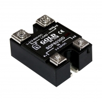 Wholesale 2500VAC Isolation High Voltage Dc To Dc Ssr Relay 90a from china suppliers
