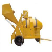 Diesel engine powered concrete mixer 103313360 for Cement mixer motor for sale