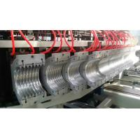 Wholesale QingDao High Speed DWC Pipe Extrusion Line / Large Diameter Corrugated Pipe Line from china suppliers
