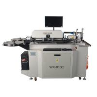 Fully automatic Auto Bender with bending, cutting, notching and lipping 910C model for 1.5/2/3pt steel rule