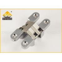 China 180 Degree Soss Hidden Hinges For Kitchen Cabinets / Folding Door on sale
