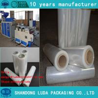 Wholesale 500mm x 20mic LLDPE shrink wrapping film polyethylene packaging from china suppliers