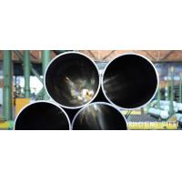 Wholesale GB 18248 30CrMnSiA Seamless Boiler Tubes / Annealed Steel Pipe Thickness 0.8 mm Round from china suppliers
