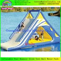 Wholesale Best Selling Kids Amusement Park Inflatable Water Slide PVC Inflatable Slides For Sale from china suppliers