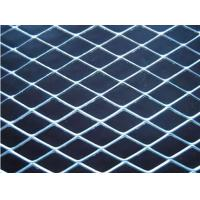 China Stainless steel expanded metal mesh High Strength expanded metal grating on sale