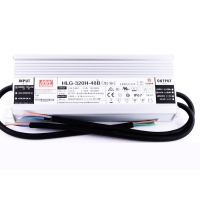 Wholesale HLG-320H-48 LED Driver Power Supply Meanwell 320W 48V Single Output Switching from china suppliers