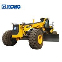China High Power Small Road Grader , Road Construction Machinery Hydraulic Controlled on sale