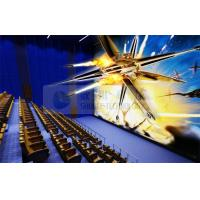 Wholesale 2014 Newest 3D Movie Theater Systems With high definition 4D 5D 6D 7D XD films from china suppliers