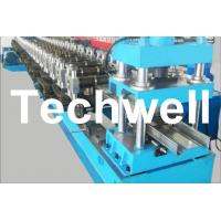 Wholesale 16 Steps Forming Station Sigma Purlin Roll Forming Machine With 4mm Thickness from china suppliers