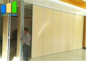 Wholesale Convention Hall Foldable Partitions Acoustic Movable Walls Thailand from china suppliers