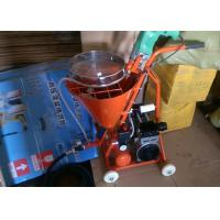 China Concrete Cement Mortar Plaster Spraying Machine Waterproof Grouting Pump on sale