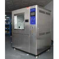 China LED Light Environment Powdered Cement Sand Ddust Test Machine Chamber Equipment on sale