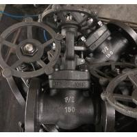 Wholesale Gas Oil Industry Handwheel Gate Valve API 602 ANSI B1.20.1 BSP , Flanged Ends from china suppliers