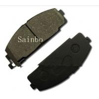 Wholesale Toyota brake pads D2104 Disc brake from china suppliers