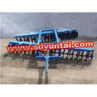 China disc harrow 1BJ hydraulic pressure offset harrow on sale