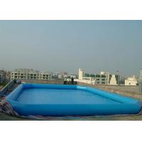 Commercial grade inflatable water pool above ground - Commercial above ground swimming pools ...