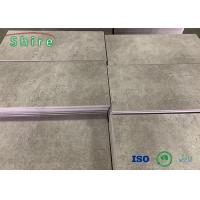 China Moisture Resistant SPC Rigid Core Vinyl Flooring , Stone Effect Vinyl Flooring on sale