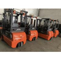 Wholesale Second Hand Electric Powered Forklift / Counterbalance Forklift Truck 2850 - 6605mm Lift Height from china suppliers