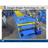 China High Performance Steel Tile Forming Machinery For Big Span Steel Structure on sale