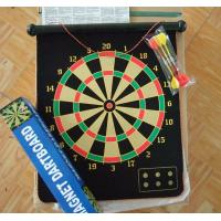 China supply magnetic dartboard, magnetic playing dartboard, magnetic game dartboard on sale