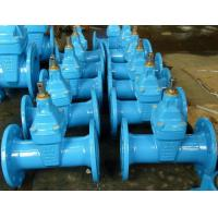 Wholesale High performance DIN3202 F5, 1.0 & 1.6 MPa, cast iron body Gate Valve from china suppliers