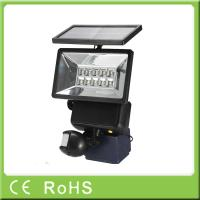 Images of solar powered security light solar powered