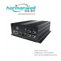 Wholesale Anti-vibration 4ch HD 720P HDD Mobile DVR VEHICLE Surveillance from china suppliers