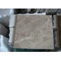 Wholesale Light Emperador Marble Stone Tiles Beige Color For Bathroom Kitchen 305x305mm from china suppliers
