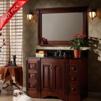 Wholesale Austen 48 Solid Wood Bathroom Vanity Base Cabinet (RA5048) from china suppliers