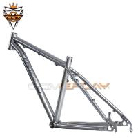 Wholesale High Hardness Titanium MTB Frame Memountain Bike Accessories Light Weight from china suppliers