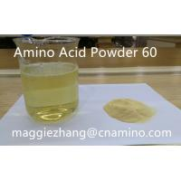 Wholesale Strawberry Compound Amino Acid Powder 80 for Organic Agricultrual Use Total Amino Acid More than 80% from china suppliers
