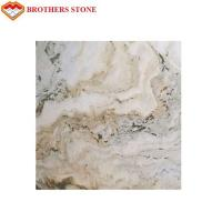 Wholesale Transparent Onyx Marble Landscape Painting White Marble Stone For Home from china suppliers