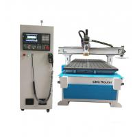 China 3D Automatic Woodworking Machine 3 Axis CNC Router Wood Carving on sale