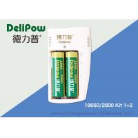 Buy cheap Customized Rechargeable Battery Kit For 18650 Lithium Battery from wholesalers