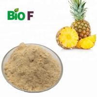 China Pure Freeze Dried Pineapple Extract Powder Improving Immunity Of Human Body on sale