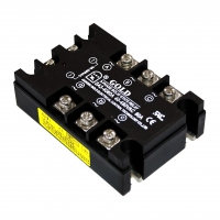 Wholesale 40-530VAC 3 Phase SSR Relay 10a Electrical from china suppliers