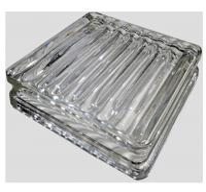 Glass block tiles popular glass block tiles for Glass block floor