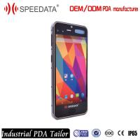 Wholesale TCP IP Android 5.1 IP65 Mobile Phone PDA Laser Barcode Scanner 5.5 Inch OLED from china suppliers