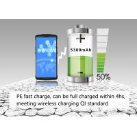 Wholesale Portable Mobile Handheld Terminal Device , 2D Barcode Engine Wireless Magnetic Abortion Charging from china suppliers