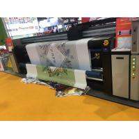 China Three Print Head Digital Flag Printing Machine Inkjet Sublimation Printing on sale