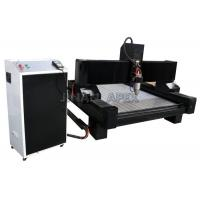 Wholesale High Efficiency Stone CNC Router Machine For Line Engraving & Cutting & Drilling from china suppliers